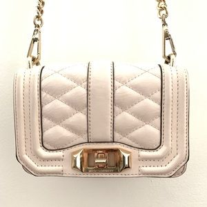Rebecca Minkoff Mini Love Leather Crossbody